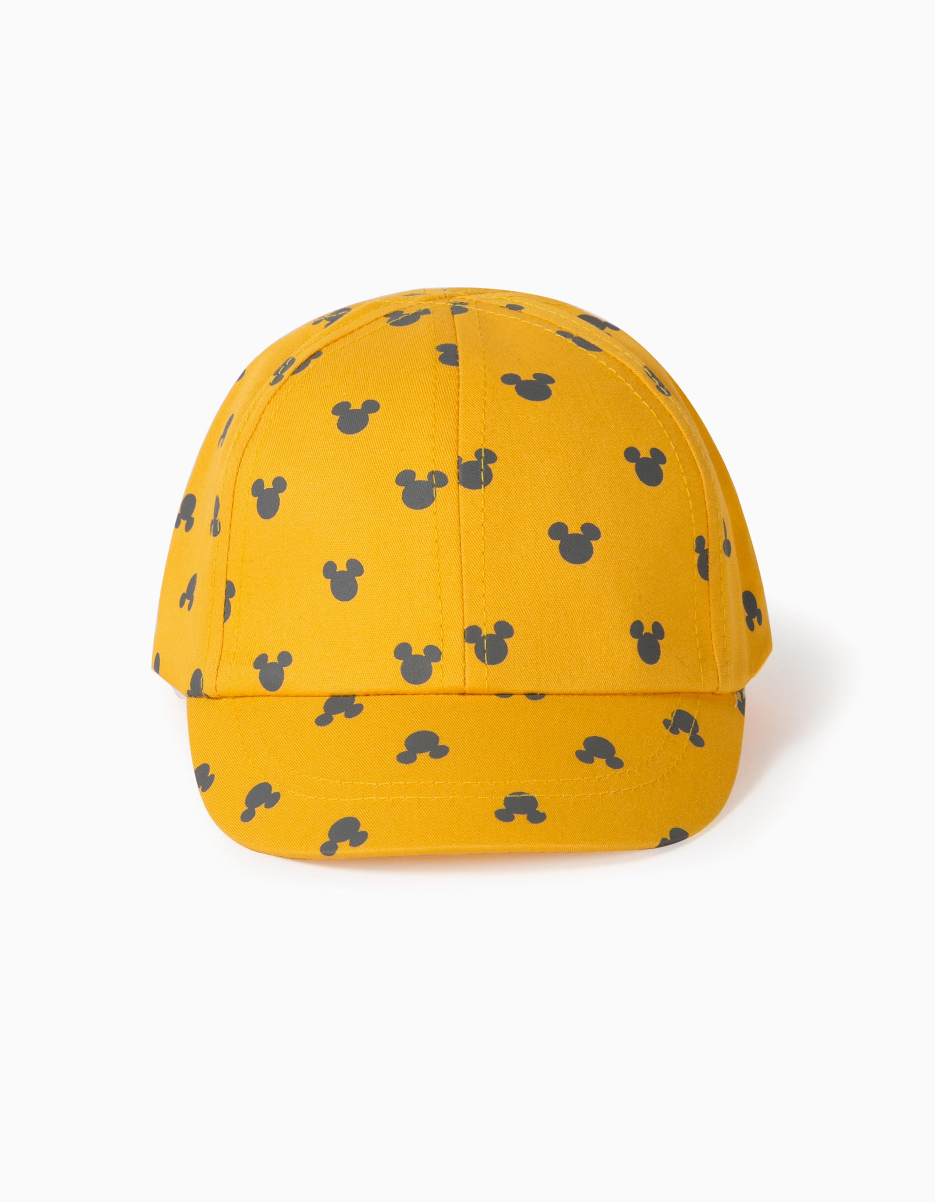 Boné para Bebé Menino 'Mickey', Amarelo